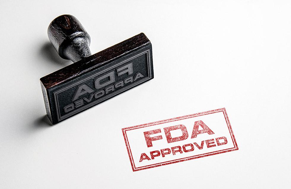 homologation par la FDA.