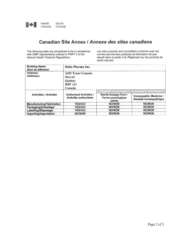 DeltaPharma-Site-License-2020-2